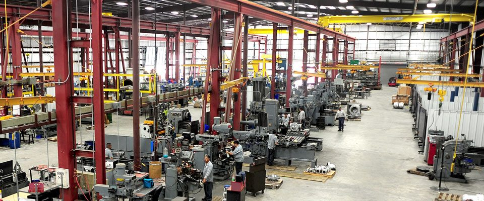 Valve Machine Shop